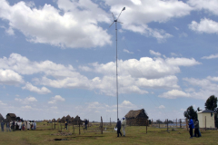 2-The-Wind-Trubine-and-the-Power-House-ERG-Minigrid